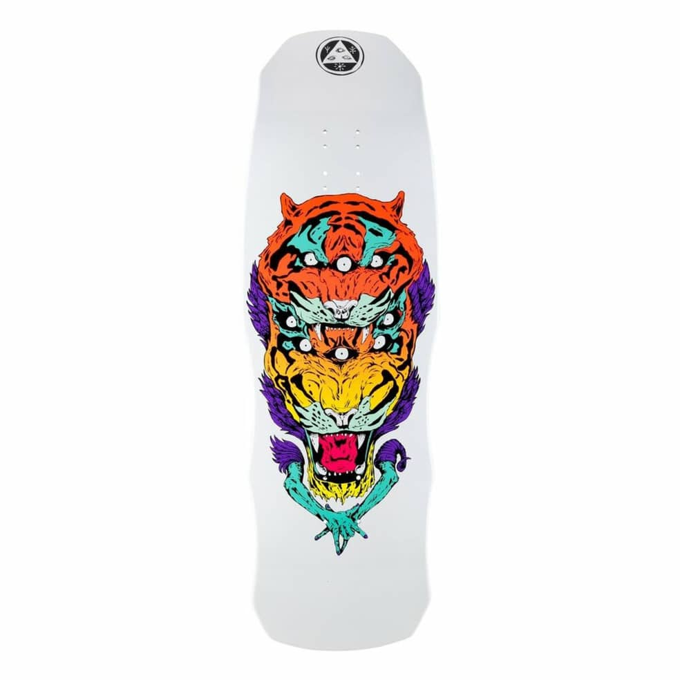 Welcome Triger On Dark Lord Skateboard Deck 9.75 | Deck by Welcome Skateboards 1