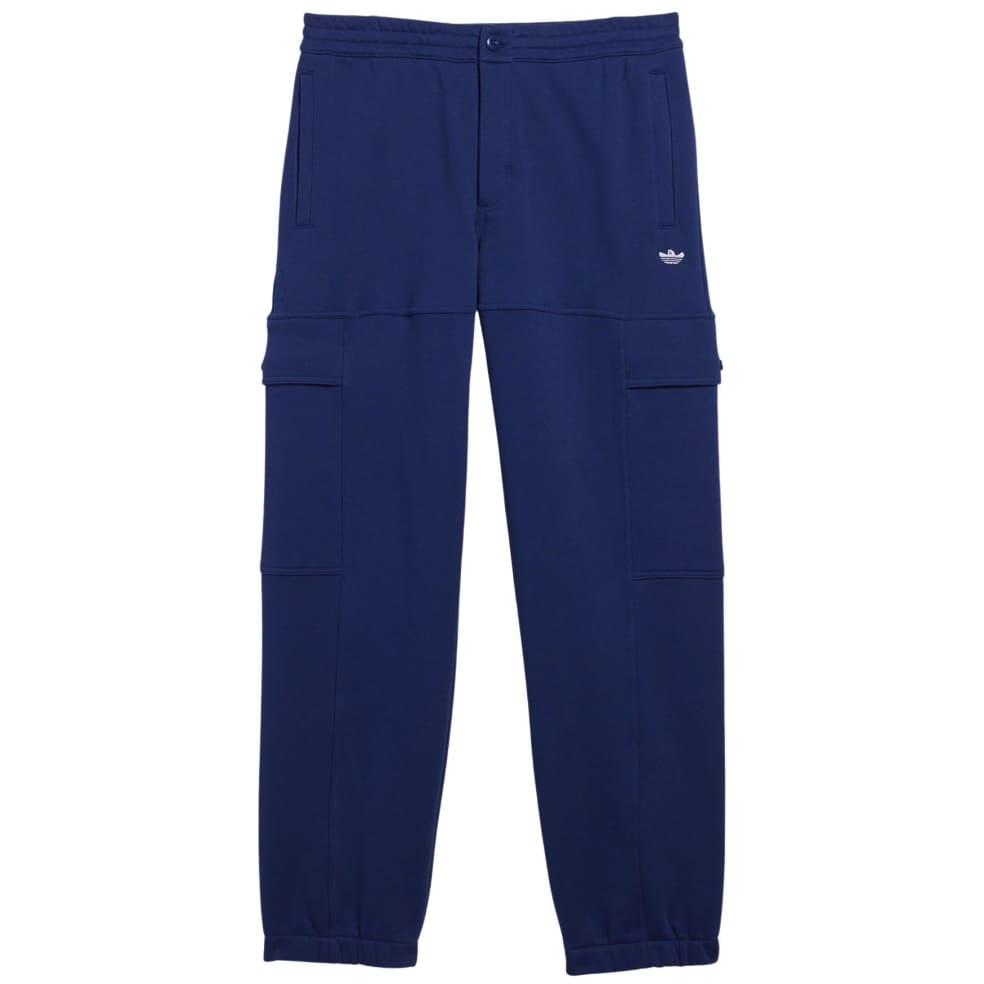 adidas Heavyweight Shmoofoil Utility Joggers - Victory Blue / White | Trousers by adidas Skateboarding 1