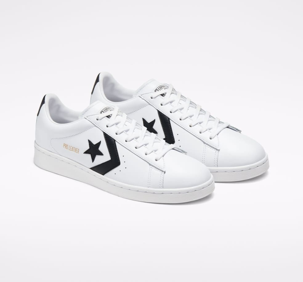 Converse Pro Leather - White   Shoes by Converse 3