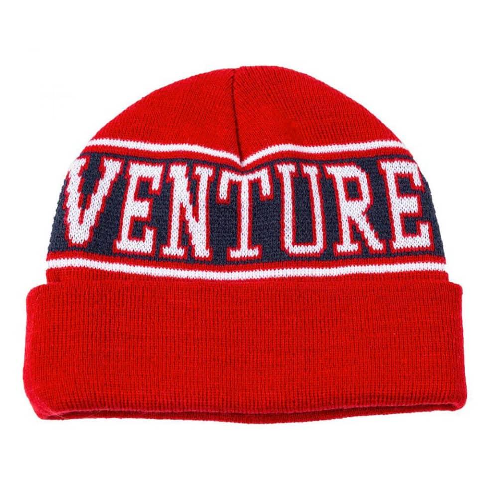 Venture Trucks - Horizon Cuff Beanie - Red   Beanie by Venture Trucks 1