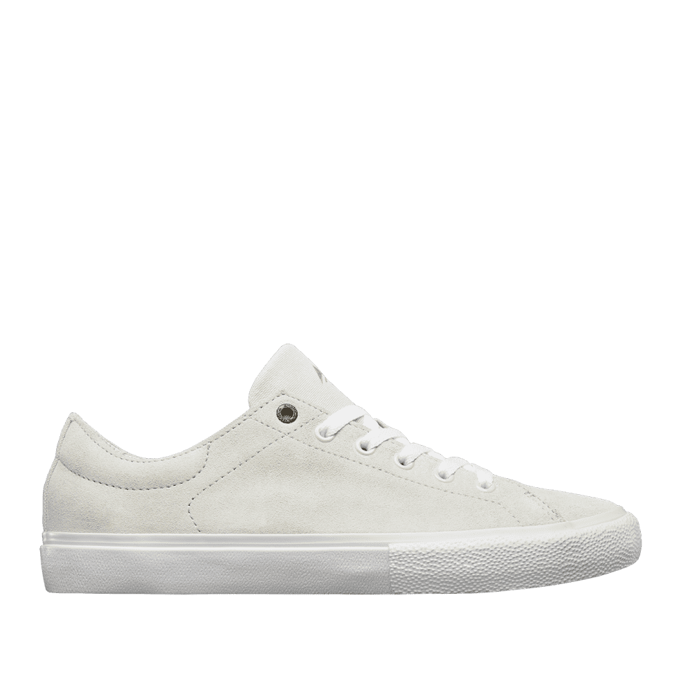 Emerica Omen Lo Skate Shoes - White | Shoes by Emerica 1