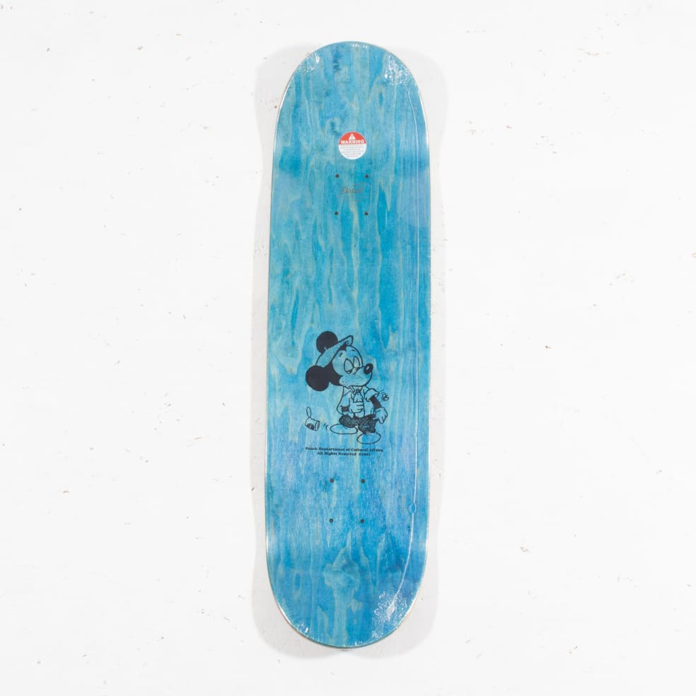 """Snack Skateboards Seein The Sights Deck - 8.125"""" 