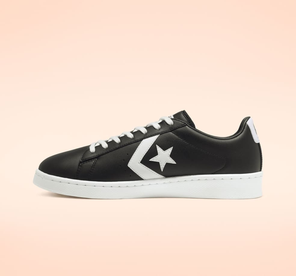 Converse Pro Leather - Black | Shoes by Converse 2