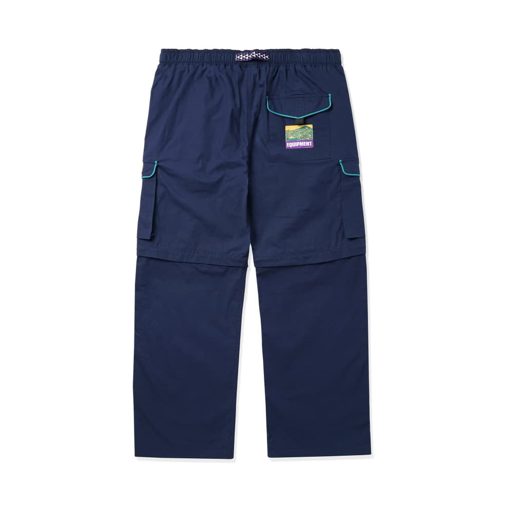 Butter Goods Foley Cargo Pants - Navy   Trousers by Butter Goods 2