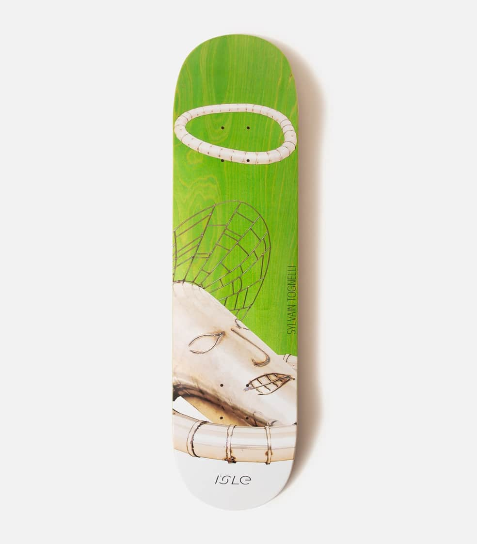 Isle Sylvain Tognelli Kira Freije Artist Series Deck   Deck by Isle Skateboards 1