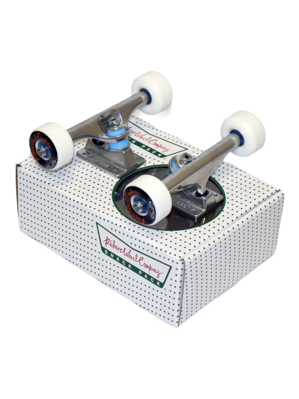 Picture - Snack Pack (Trucks/Wheels/Bearings) - 5.5 (8.25 - 8.5) | Trucks by Picture Wheel Company 1