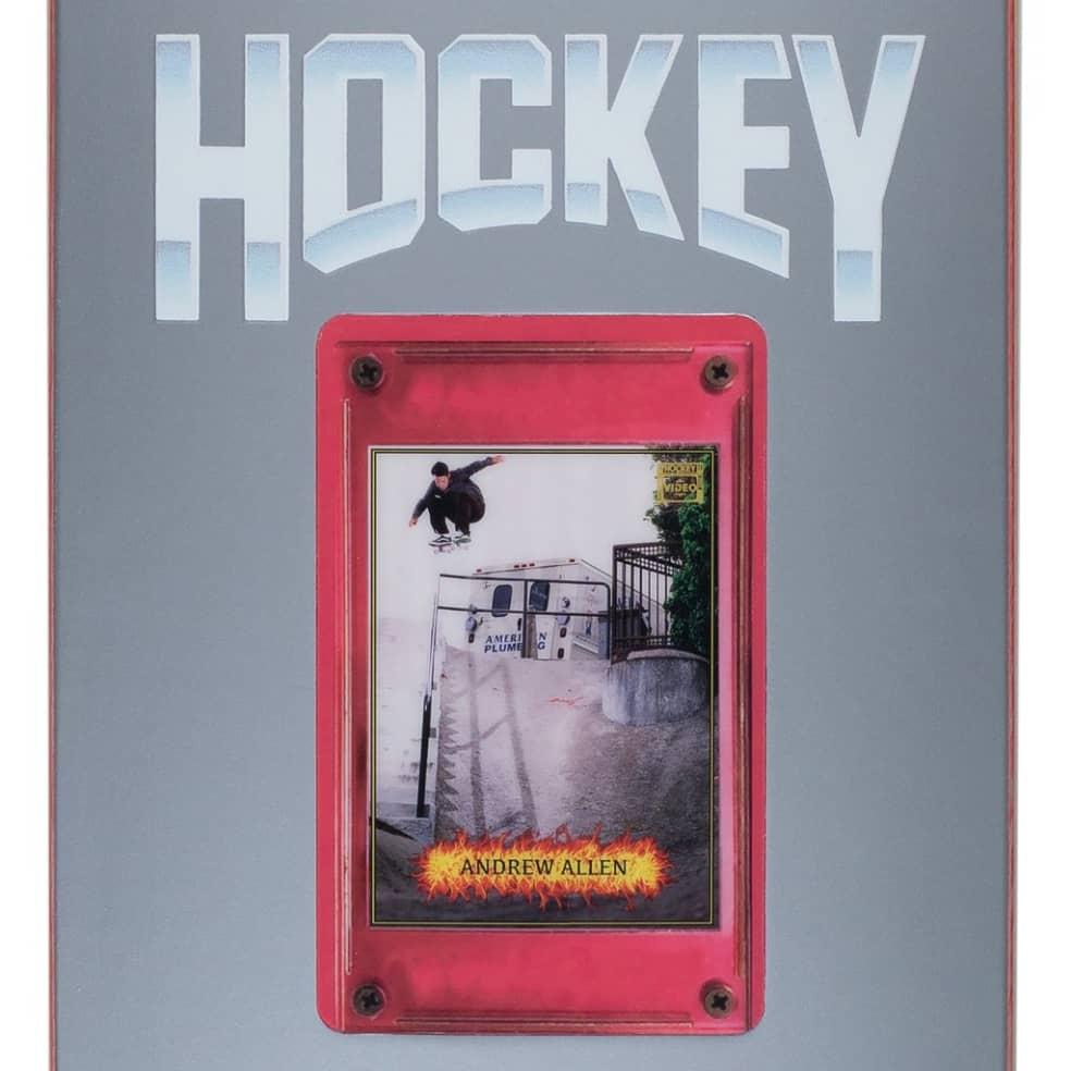 "Hockey Main Event Andrew Allen Skateboard Deck - 8.25""   Deck by Hockey Skateboards 2"