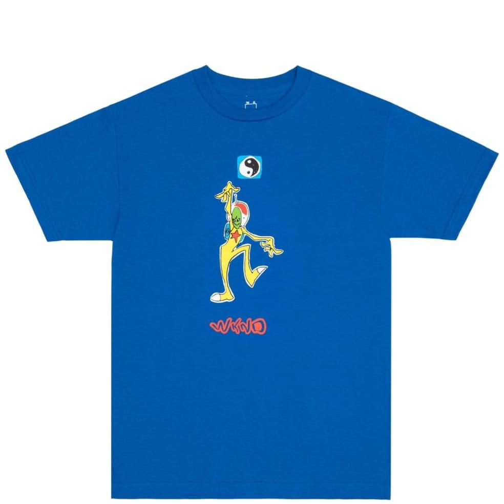 WKND Rave Party T-Shirt - Royal Blue | T-Shirt by WKND 1