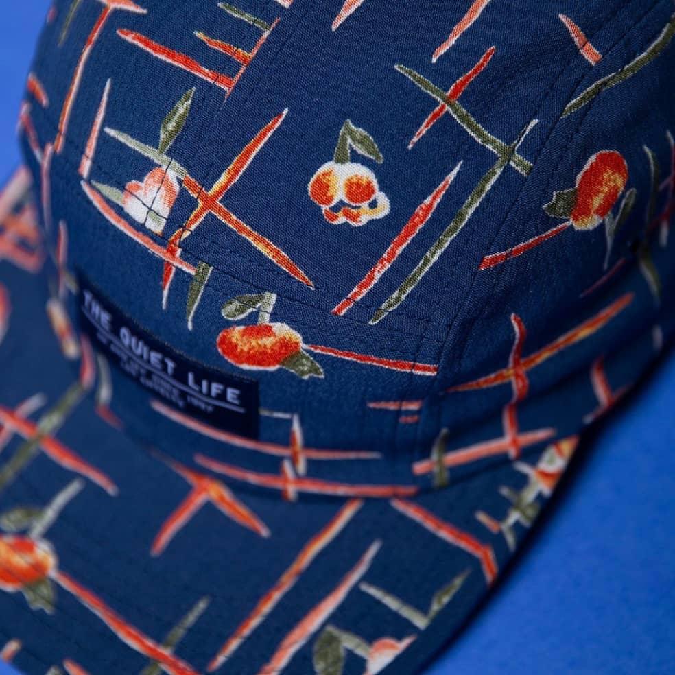 The Quiet Life 5 Panel Camper Hat - DECO | Baseball Cap by The Quiet Life 2