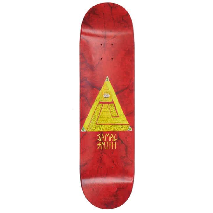 """Palace Jamal Pro S24 Skateboard Deck - 8.25""""   Deck by Palace Skateboards 1"""