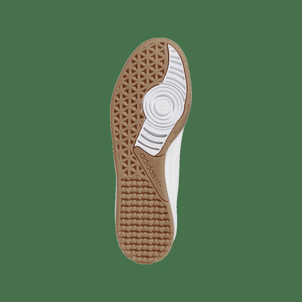 adidas Skateboarding Copa Nationale Skate Shoe - FTWR White / Silver Met / Gum   Shoes by adidas Skateboarding 3