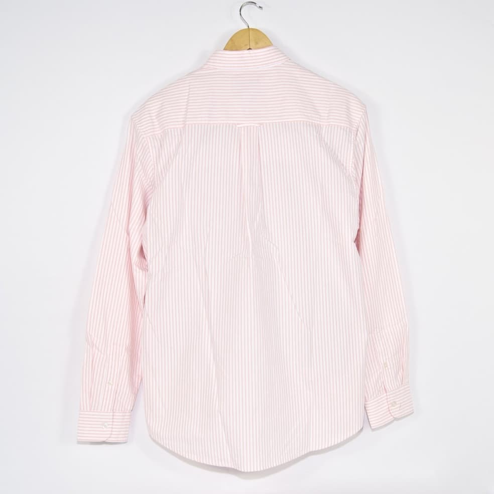 Carhartt WIP - Karev Stripe Shirt - Peach | Shirt by Carhartt WIP 3