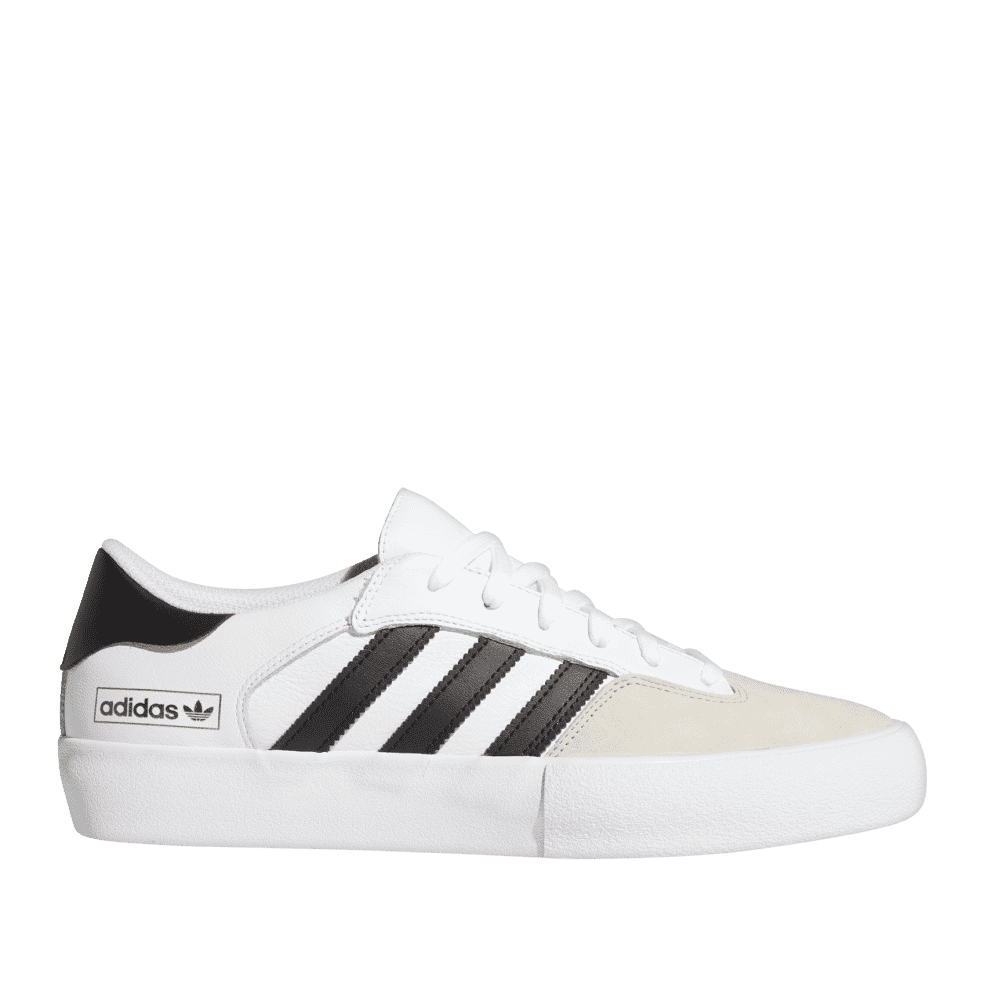adidas Skateboarding Matchbreak Super Shoes - Ftwr White / Core Black / Clear Brown | Shoes by adidas Skateboarding 1