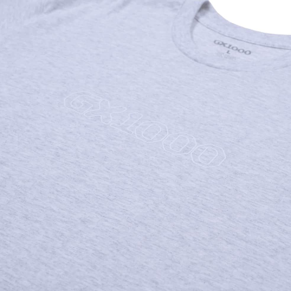 GX1000 OG Logo T-Shirt - Ash | T-Shirt by GX1000 2