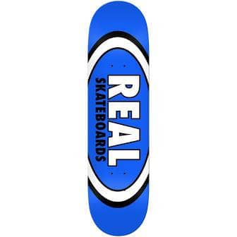 Real Team Classic Oval   Deck by Real Skateboards 3