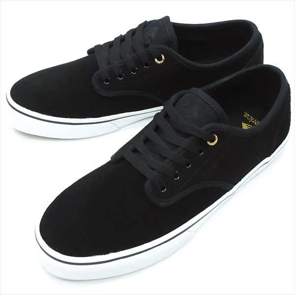 Emerica Wino Standard Skate Shoes - White / Black / Gold   Shoes by Emerica 2