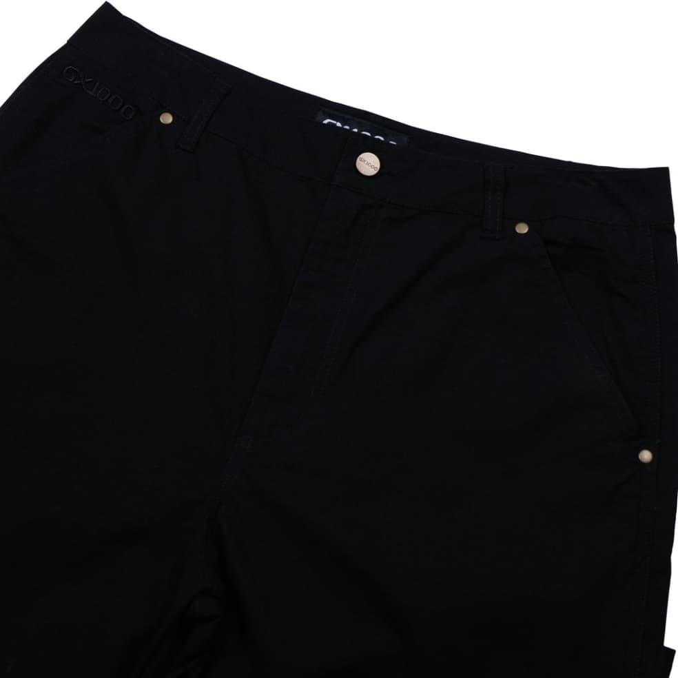 GX1000 Carpenter Pants - Black   Trousers by GX1000 3