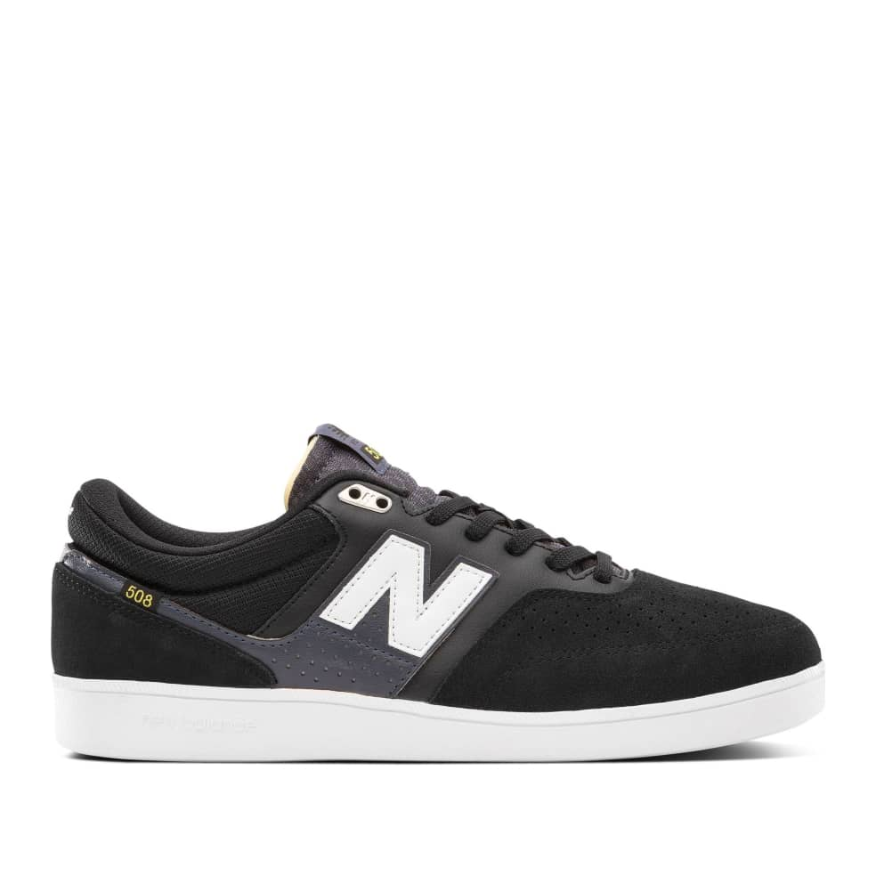 New Balance Numeric 508 Shoes - Black / Navy   Shoes by New Balance 1
