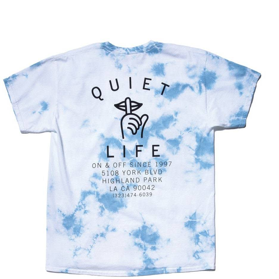 The Quiet Life Shop Classic T-Shirt - Tie Dye   T-Shirt by The Quiet Life 1