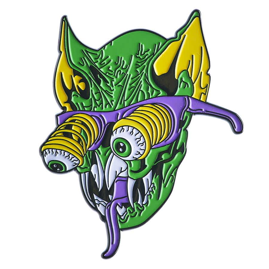 Creature Trader Pin | Pin Badge by Creature Skateboards 2