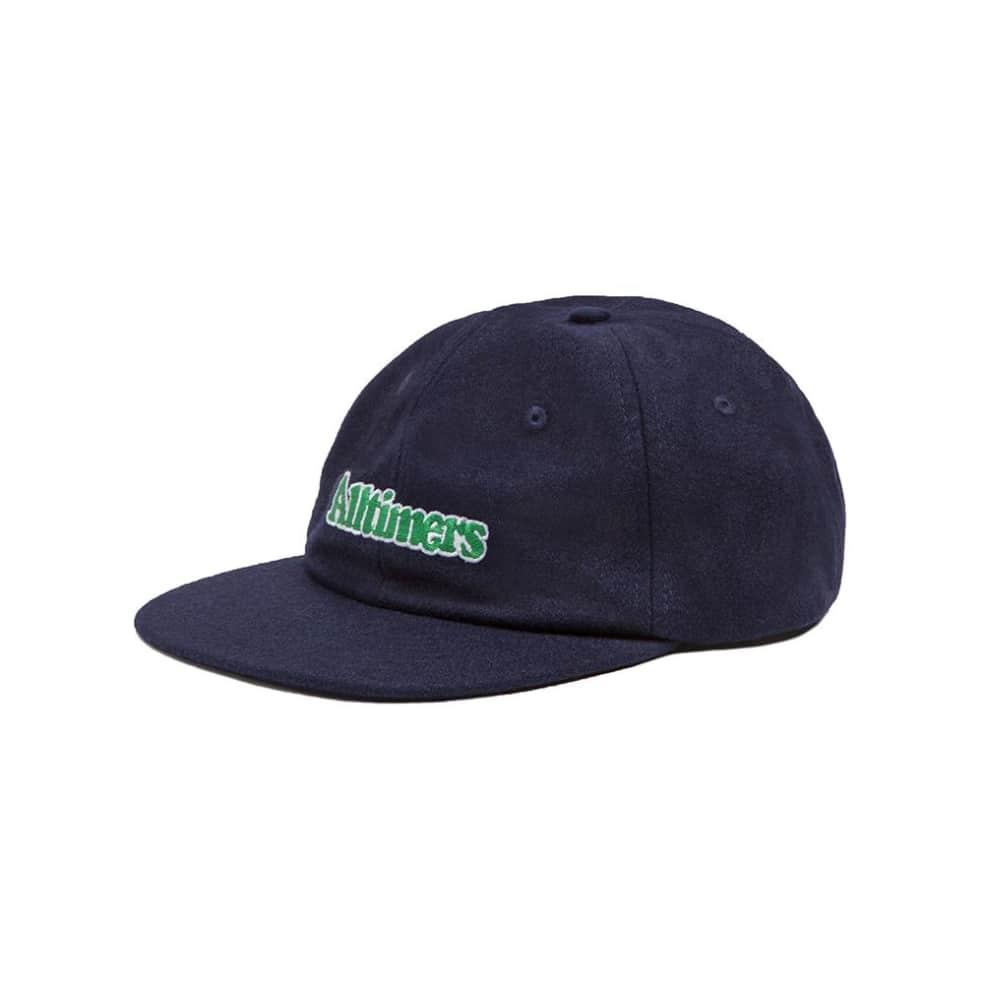 Alltimers Wool Cap - Navy | Baseball Cap by Alltimers 1