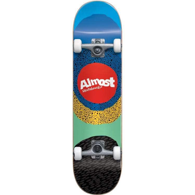 "Almost Radiate FP Complete Skateboard - 8.25"" | Complete Skateboard by Almost Skateboards 1"