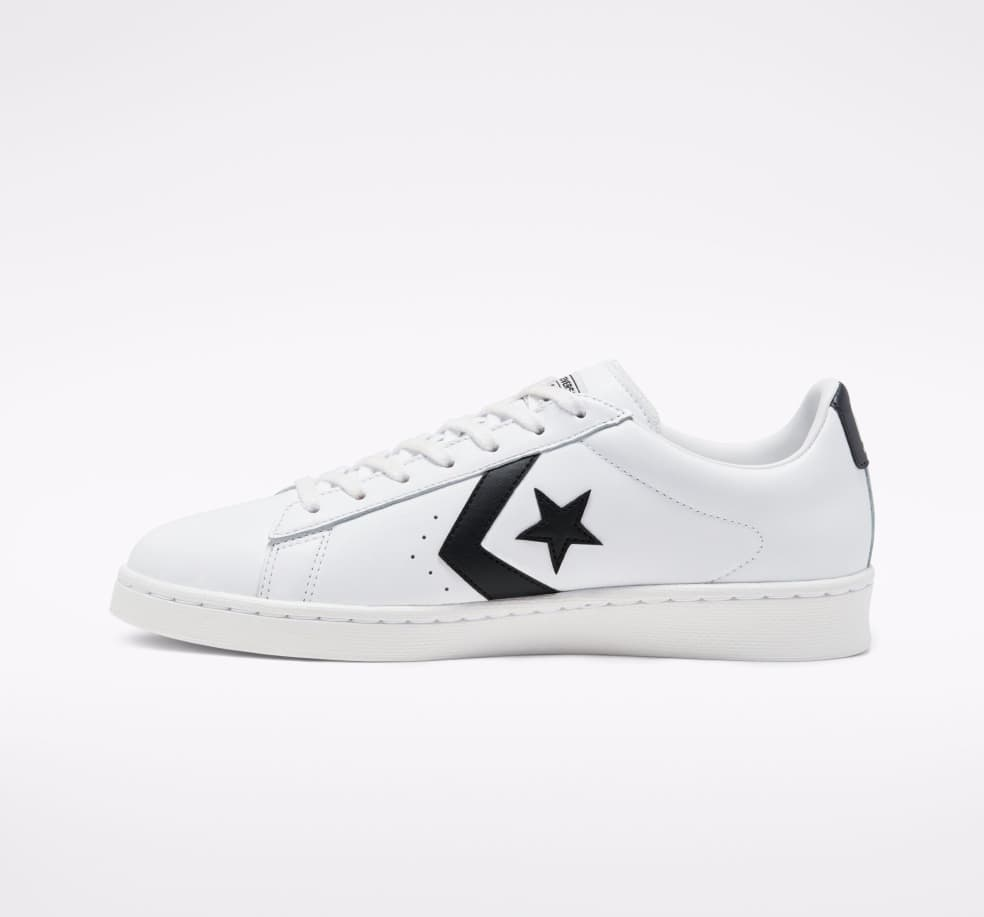 Converse Pro Leather - White   Shoes by Converse 2