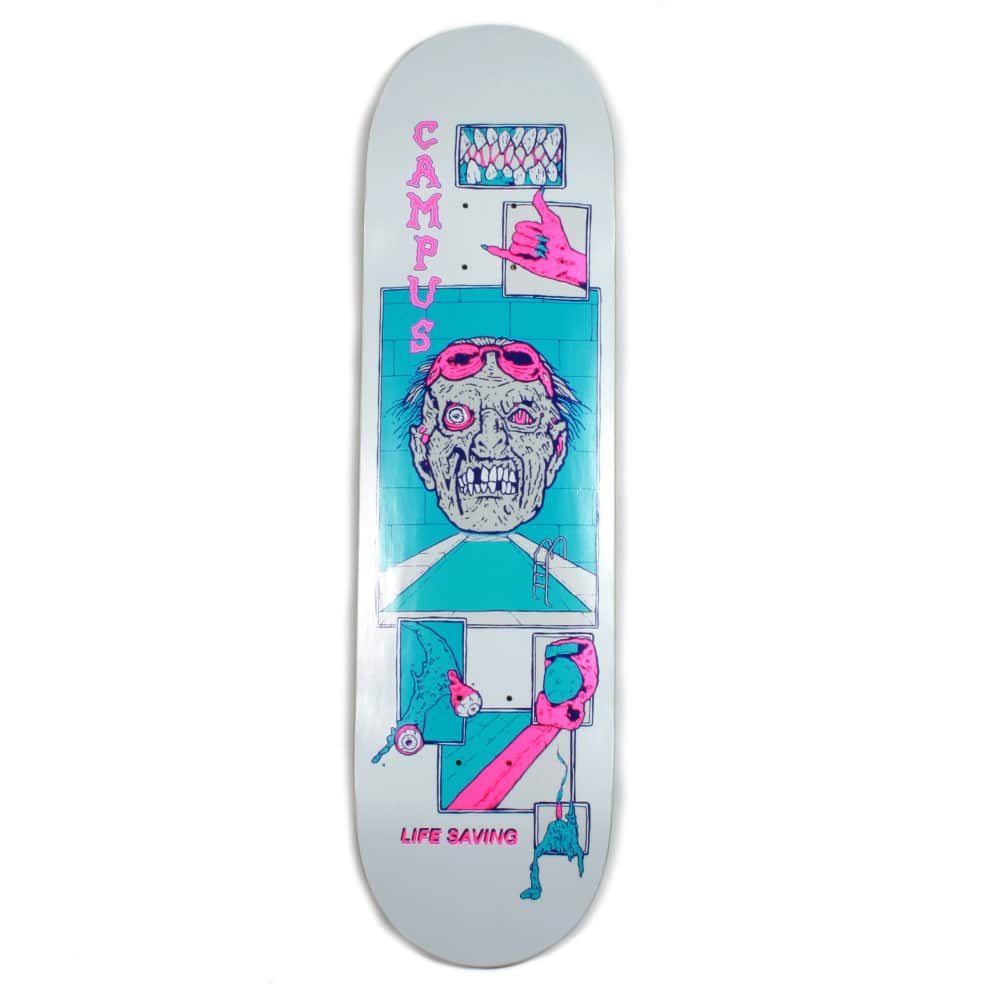 Campus x French Collaboration Deck - Various Sizes | Deck by Campus Skate Store 1