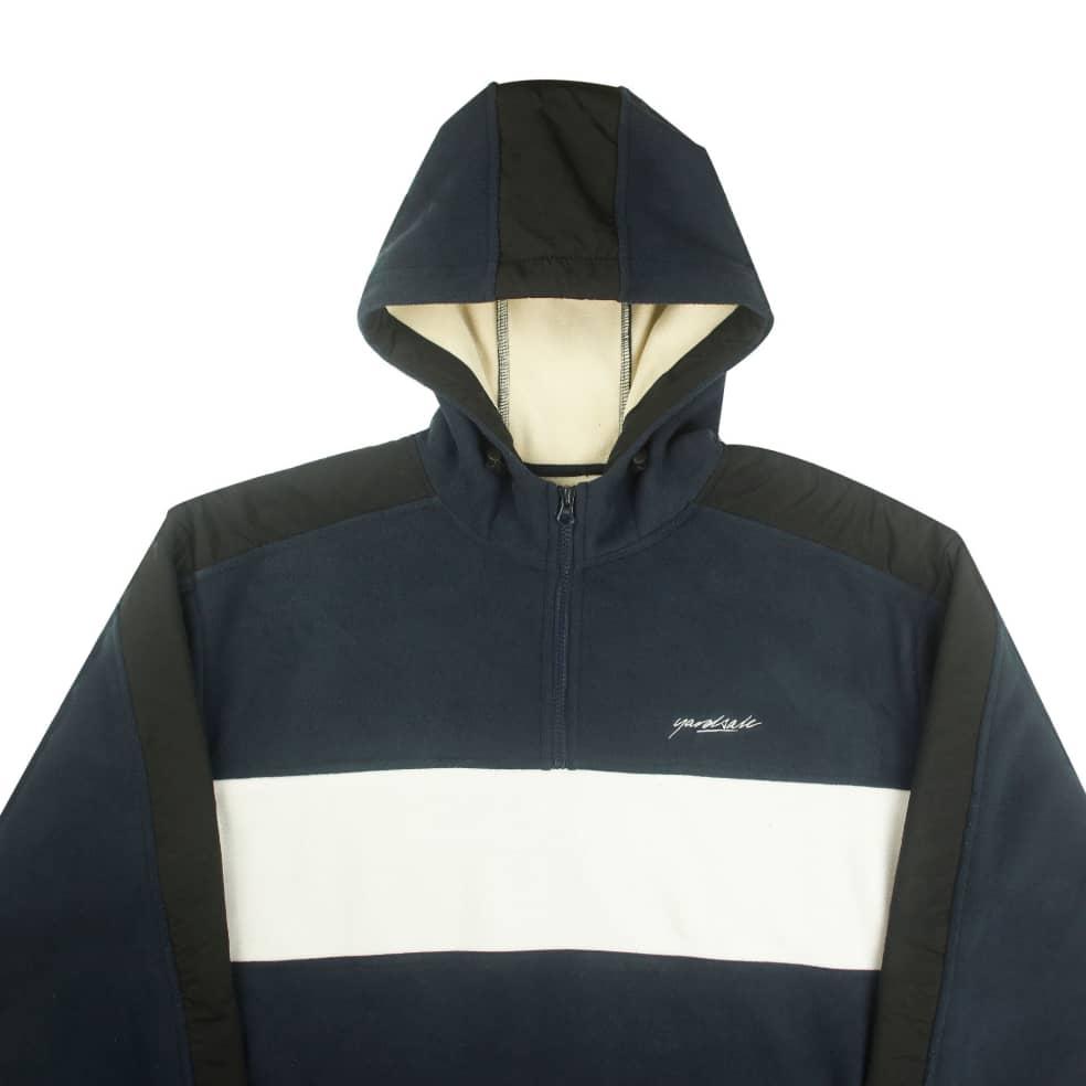 Yardsale Fleece Halfzip - Navy | Hoodie by Yardsale 2