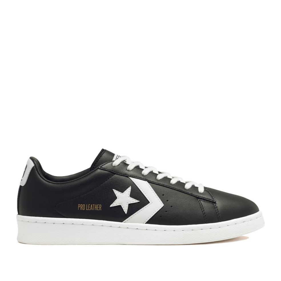 Converse Pro Leather - Black | Shoes by Converse 1