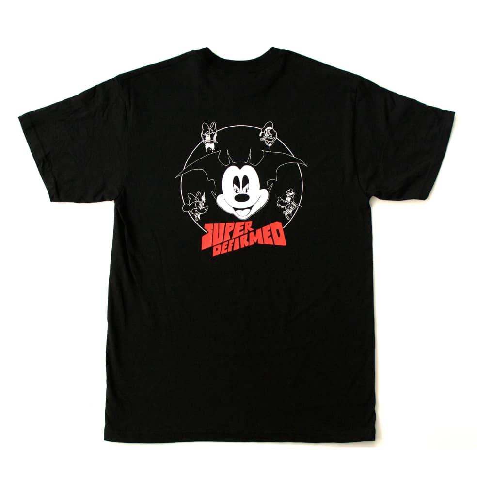 Super Deformed Brand - Devil Mouse T-Shirt | T-Shirt by Super Deformed Brand 1