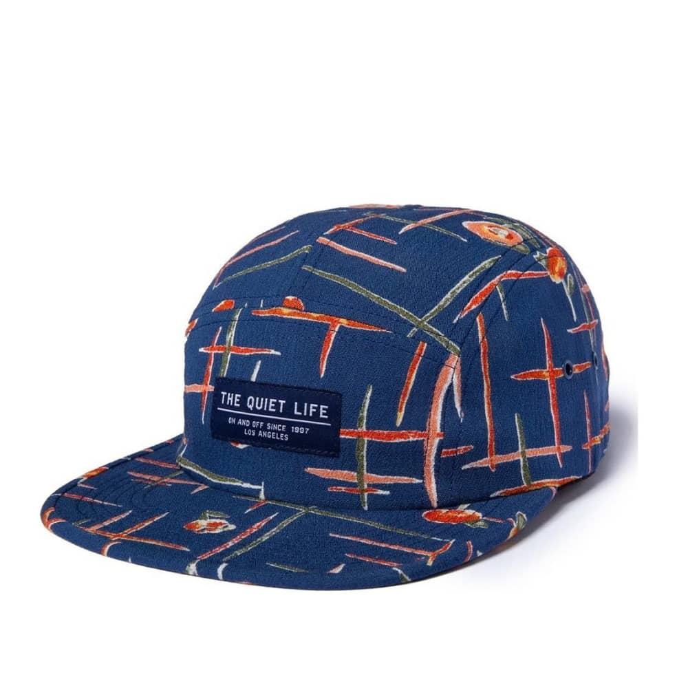 The Quiet Life 5 Panel Camper Hat - DECO | Baseball Cap by The Quiet Life 1
