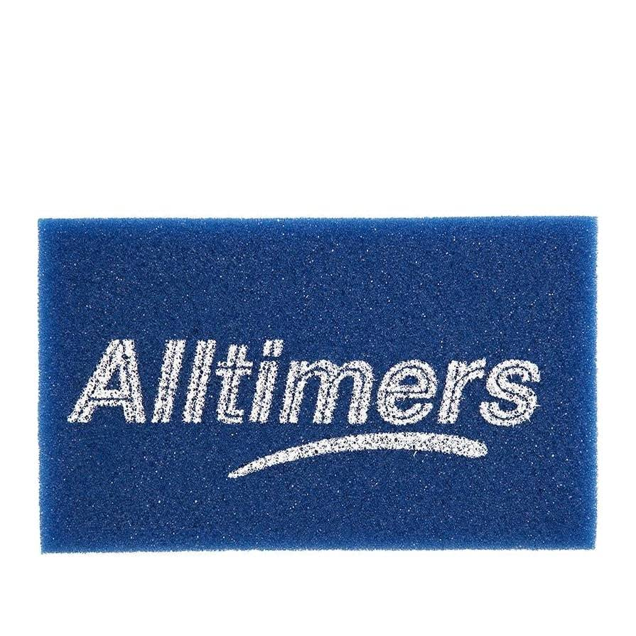 Alltimers Dish Sponge - Blue   Giftables by Alltimers 1
