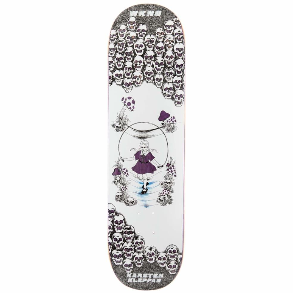 "WKND Skippin Karsten Kleppan Skateboard Deck - 8.375"" | Deck by WKND 1"