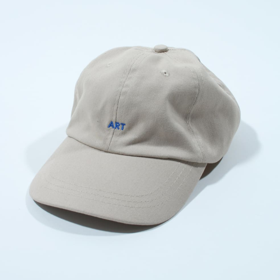 Poetic Collective Art 6 Panel Cap - Tan | Baseball Cap by Poetic Collective 1