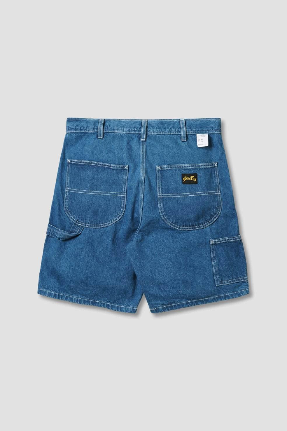 Stan Ray Painter Short - Light Stone Denim | Shorts by Stan Ray 3