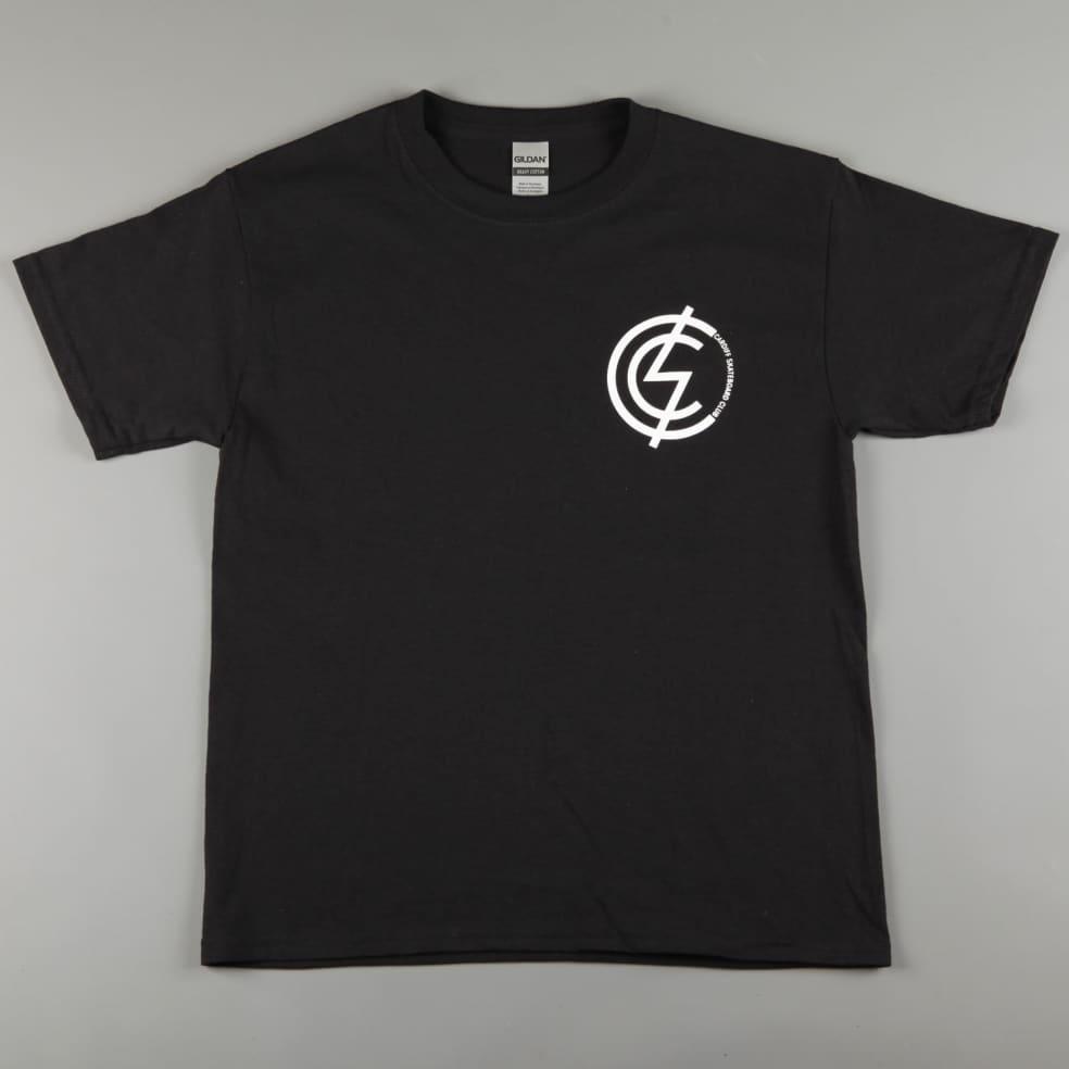 CSC 'Mod' Kids T-Shirt (Black) | T-Shirt by CSC 2