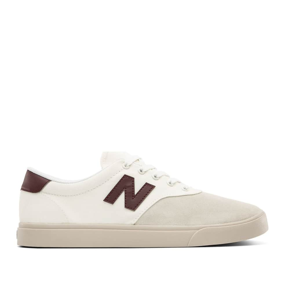 New Balance All Coasts AW55 Shoes - Grey / Burgundy   Shoes by New Balance 1