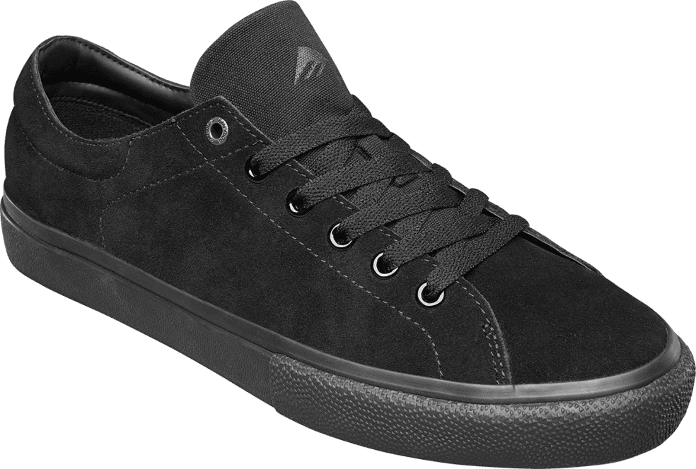 Emerica Omen Lo Skate Shoes - Black   Shoes by Emerica 2