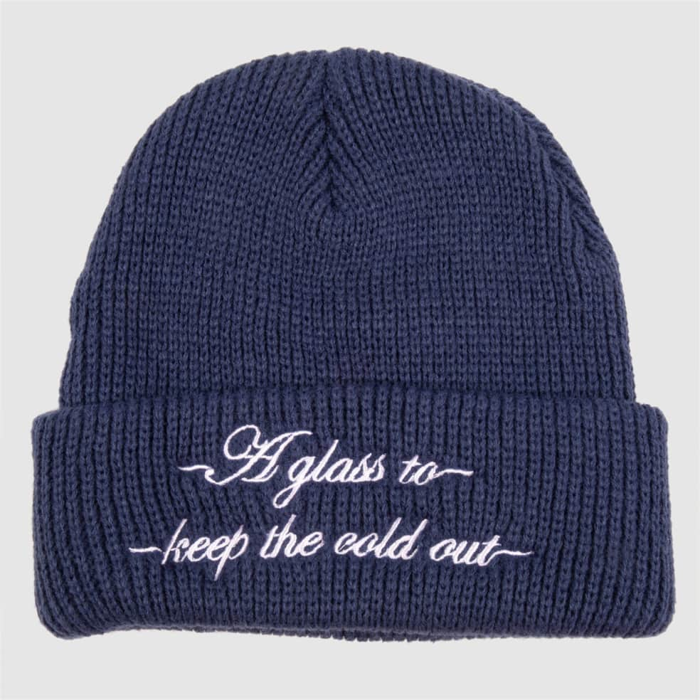 Pass~Port Cold Out Beanie - Navy | Beanie by Pass~Port Skateboards 2