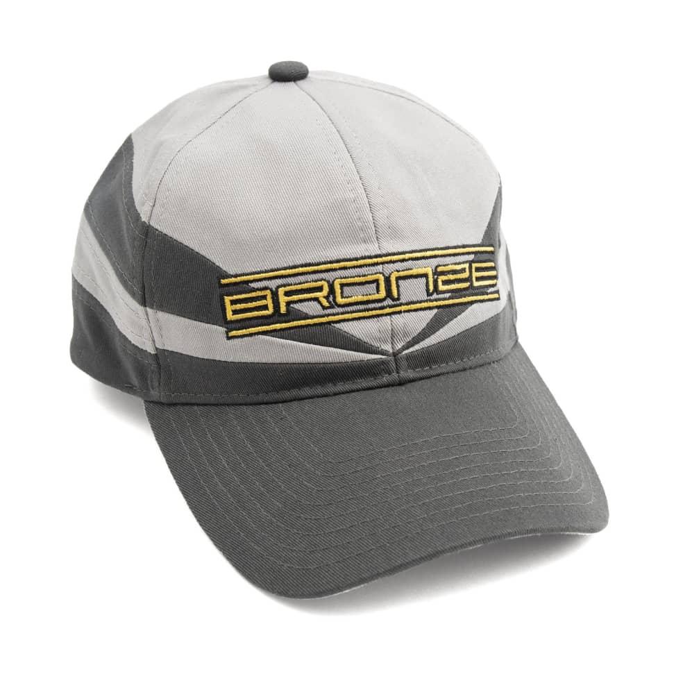 Bronze 56k Sports Snapback Hat - Grey / Charcoal | Snapback Cap by Bronze 56k 1