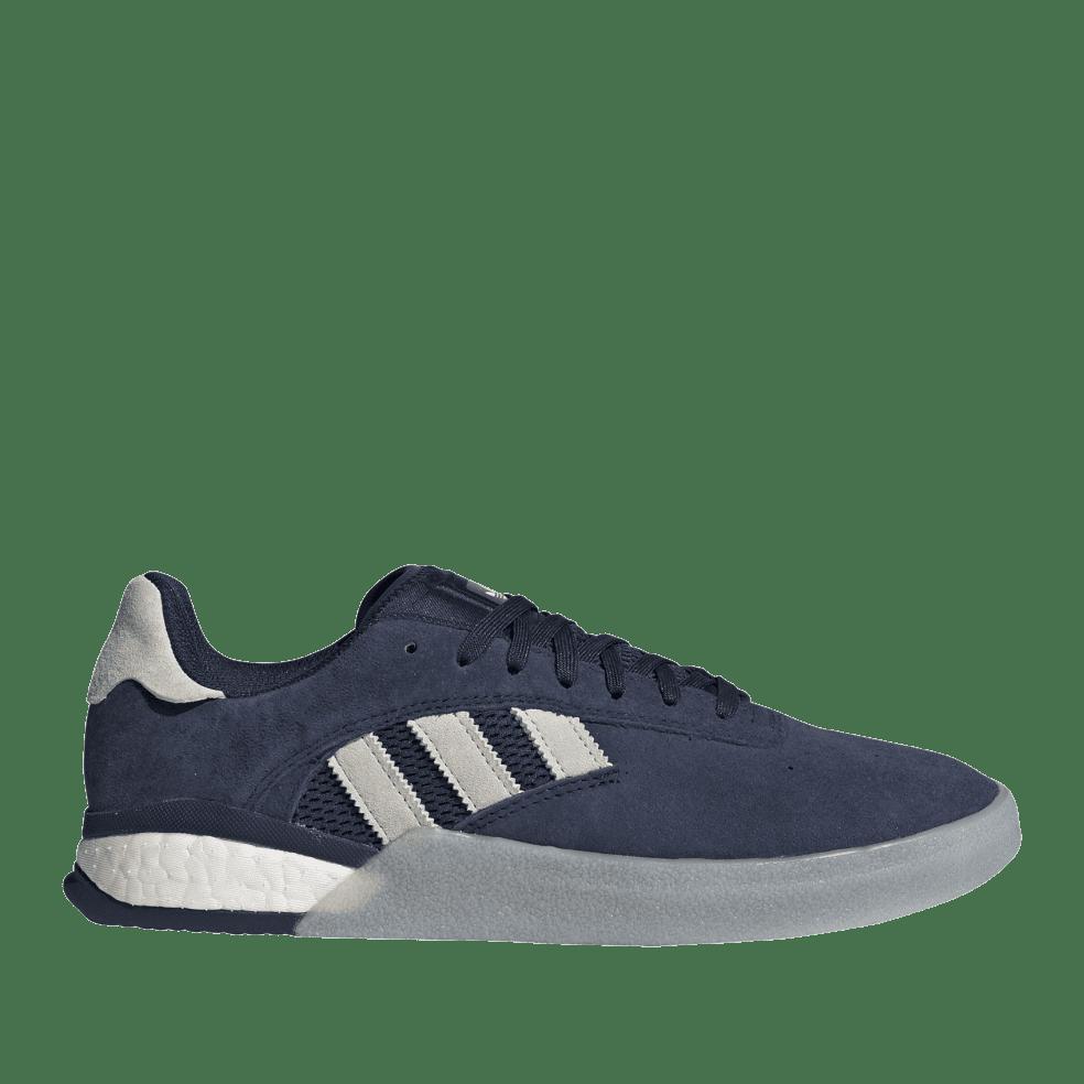 adidas Skateboarding 3ST.004 Shoes - Collegiate Navy / Grey One / Cloud White | Shoes by adidas Skateboarding 1