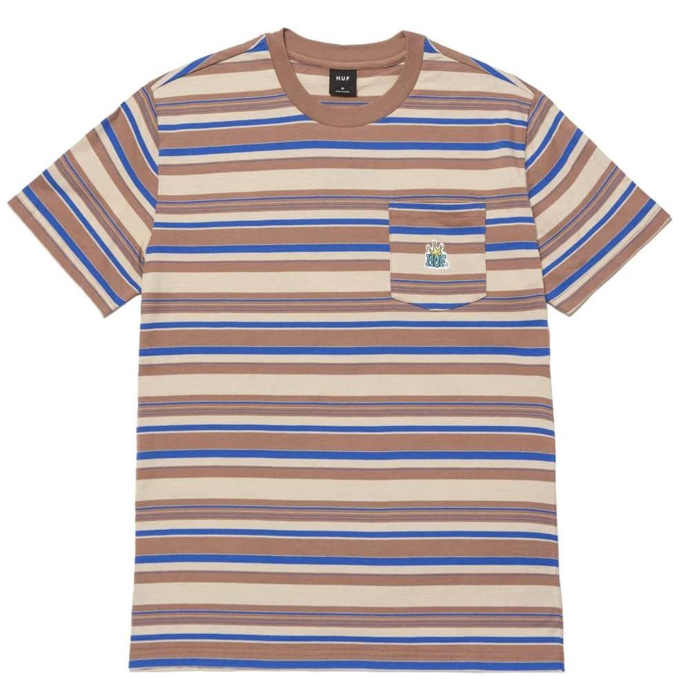 HUF Stratford Knit T-Shirt - Stone | T-Shirt by HUF 1