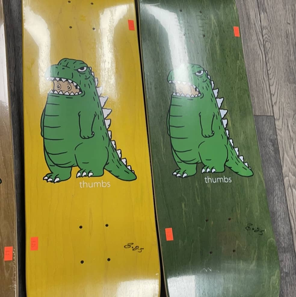Thumbs NYC Dinodeck   Deck by Thumbs NYC 2