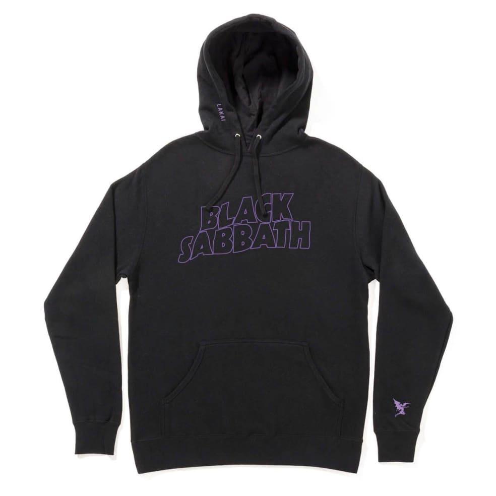 Lakai x Black Sabbath Master of Reality Hoodie - Black | Hoodie by Lakai 1
