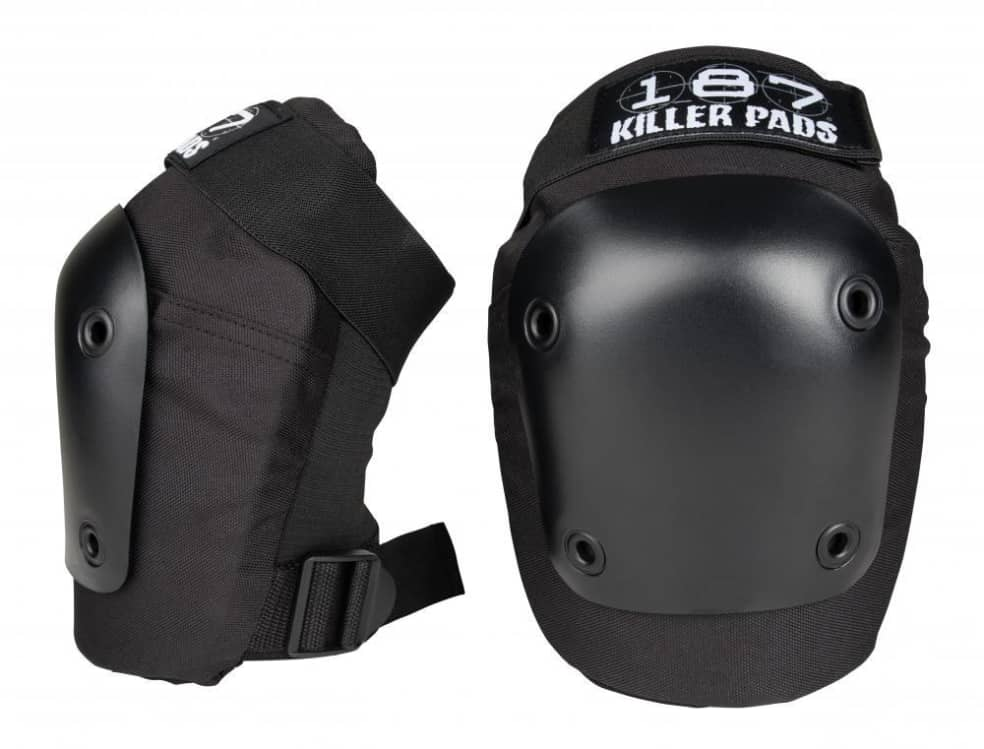 187 Killer Pads Combo Pack Knee & Elbow (black) L/XL | Pads by 187 Killer Pads 3