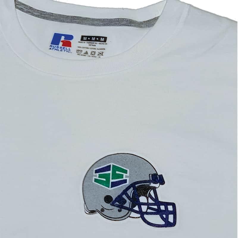 35th North 3rd & 35 T-Shirt - White | T-Shirt by 35th North 1