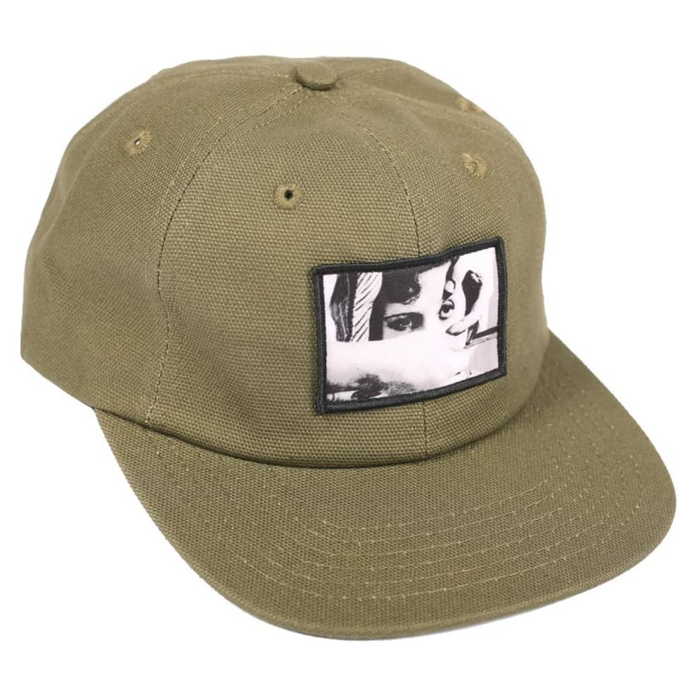 Picture Show Andalou Snapback Hat Olive | Hat by Picture Show Studios 1