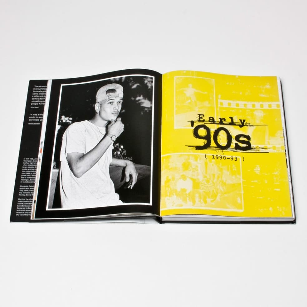 '93 Til - A Photographic Journey Through Skateboarding In The 1990s   Book by Pete Thompson 2