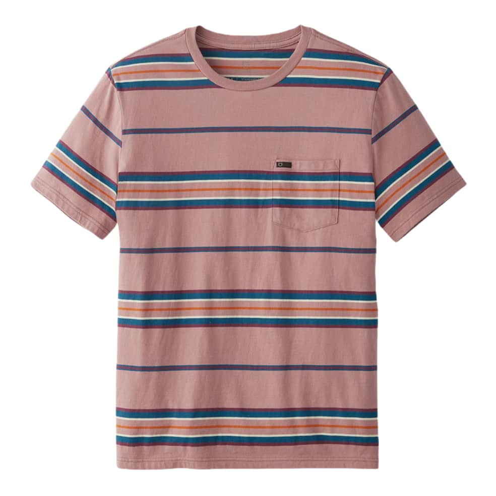 BRIXTON HILT S/S POCKET KNIT - WASHED CONCORD | T-Shirt by Brixton 1